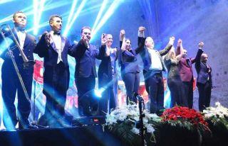 Festivalde KTBK Bandosu sahnedeydi