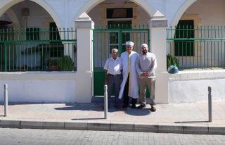 Atalay, Limasol'daki camileri ziyaret etti