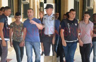 Cezaevindeki uyuşturucu partisine ceza yağdı