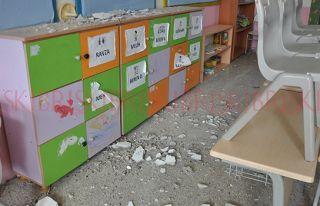 Yağmurda çöken okullar, depremde ne olur?