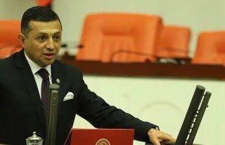 'Kıbrıs Türkü sıkıntılı günler yaşıyor'