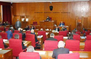 Yükseköğretim yasası değiştirilmeden Meclis'ten...