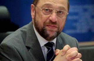 Schulz bugün ve yarın Güney Kıbrıs'ta olacak