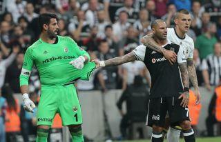 Beşiktaş'ın 'hırçın' futbolcusu Quaresma