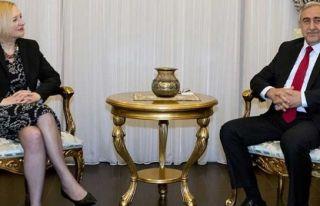 Akıncı BM Genel Sekreteri'nin Kıbrıs Özel Temsilcisi...