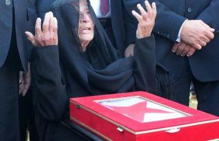 Kayıp Şehit Hüseyin Ruso askeri törenle defnedildi
