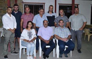 Arabacıoğlu'ndan yeni ekip