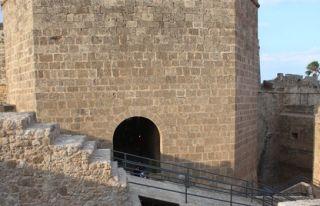Gazimağusa'da Akkule/Kara Kapısı'nın konzervasyon...