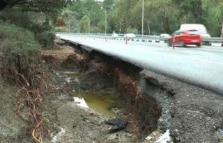 Ciklos'ta yolun onarımı için ihaleye çıkıldı