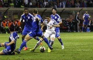 Rum Futbolunda 'Enjeksiyon şoku'