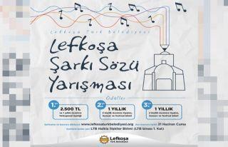 LTB, Lefkoşa Şarkı Sözü Yarışması Düzenliyor