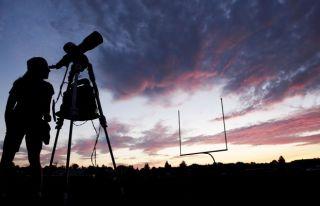 ABD güneş tutulmasını bekliyor