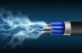 İskele ve çevresinde elektrik kesintisi