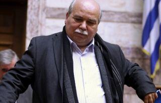 Yunanistan Meclis Başkanı Nikos Vutsis Türkiye'yi...