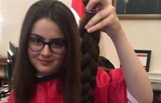 15 yaşındaki kızdan örnek hareket