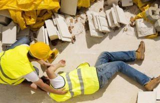 Yine iş kazası: 1 işçi ağır yaralı