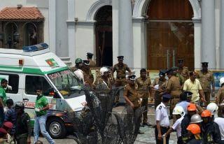 Sri Lanka'da yeni sokağa çıkma yasağı