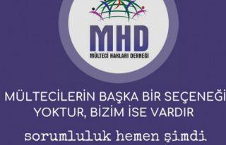 MHD: İnsanlığın girdiği kriz gün geçtikçe...