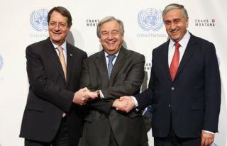 Süreç tıkandı... partiler Guterres'i çağırıyor