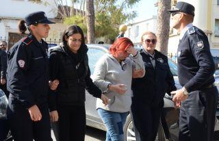Türk filmi gibi hırsızlık