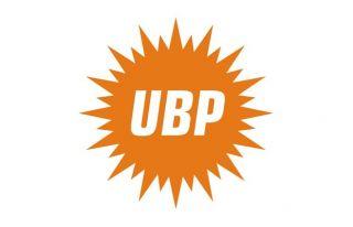 UBP Gençlik Kolları: Mehter marşıyla barışçıl...