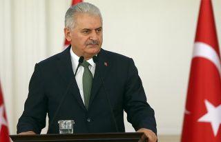 Yıldırım: Kıbrıs Türk tarafına kazık attılar