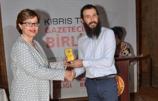 KIBRIS'a bir ödül daha