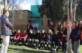 Erenköy Lisesi'nden anlamlı davranış
