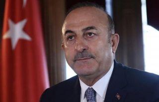 Çavuşoğlu'ndan ABD'ye 84 kişilik 'FETÖ iade listesi'