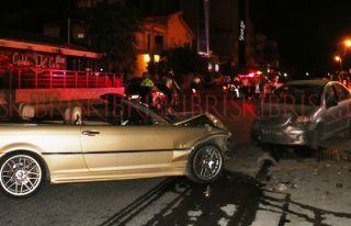 Sürücü, 179 promil alkollü çıktı