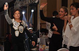 Ürek'ten yılan dansı