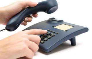 Telefon borçları için son tarih 16 Aralık