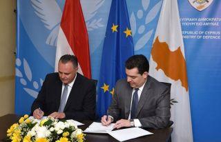Güney ile Avusturya askeri işbirliği için adım...