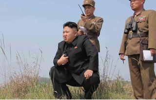 Kuzey Kore, Rus vekillerden 'ABD'yi ateşle terbiye...