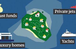 Paradise Papers skandalında, Güney Kıbrıs ile...