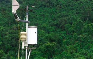 Rum Meteoroloji Dairesi'ne iki yeni radar