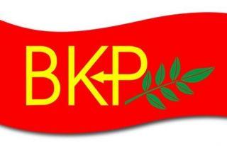 BKP: Ortaya konan çözüm çabalarını boşa çıkarmamalıyız