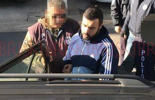 Kıbrıslı Rum güvenlik önlemleriyle mahkeme huzurunda