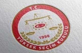 YSK'dan suç duyurusu kararı