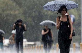 En çok yağmur Vadili'de kaydedildi