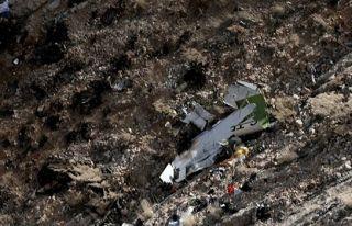 İran'da düşen jetle ilgili ön rapor: 'Pilotlar...