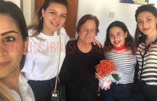 UBP Lefke İlçesi Gençlik Kolları 'Anneler Günü'nü'...