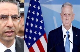 ABD ve Rum Savunma Bakanlarının bir araya geleceği...