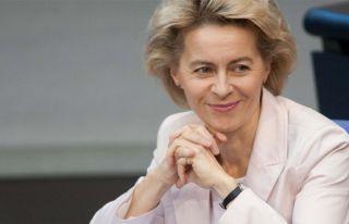 Almanya Savunma Bakanı bugün Güney Kıbrıs'a gidiyor