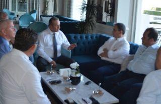 Ataoğlu: 'Otelciliğin gelişmesi turizmin gelişmesi...