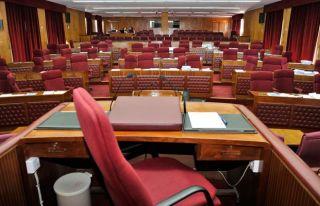 Meclis'teki 'trafik' oturumu sürüyor