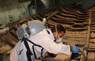 Eski eserlerin bakım, onarım ve restorasyon çalışmaları...