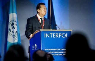 Interpol'ün kayıp Başkanı istifasını sundu