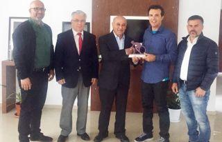 Bisiklet Federasyonu, Benli'ye teşekkür etti