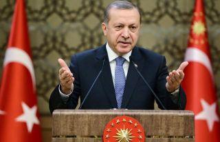 Erdoğan: Astana kararlarını İdlib'de uygulamaya...